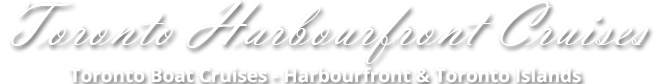 Toronto Harbourfront Logo